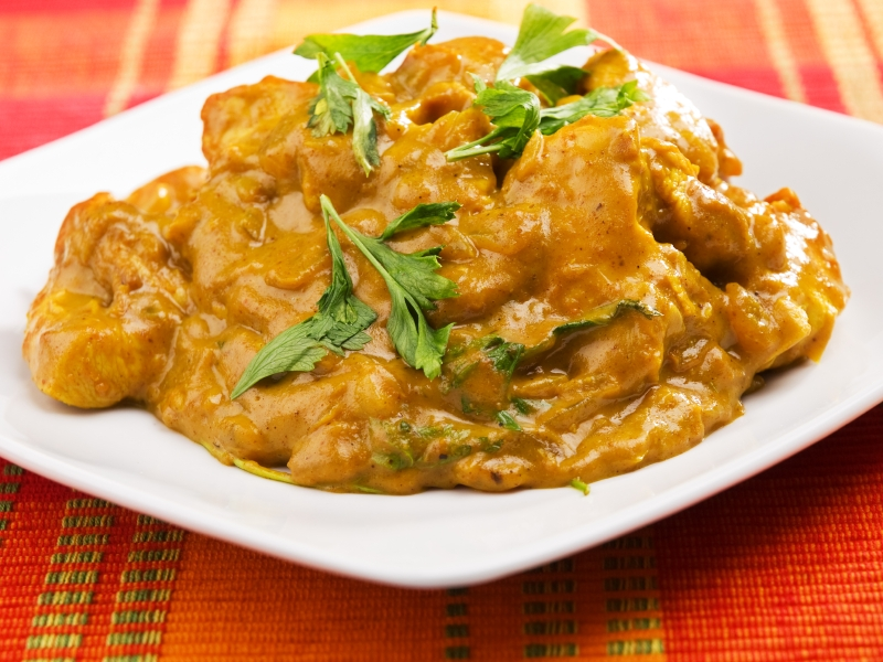 Chicken Curry in Coconut Milk - Nautilus Plus | Nautilus Plus