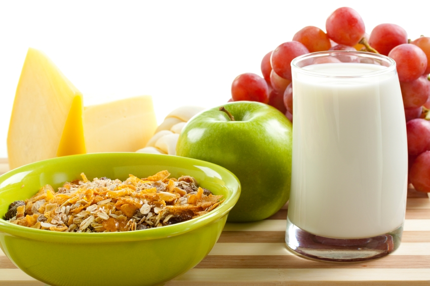 Healthy breakfast_iStock_000017701179Small