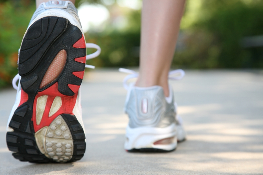 Running shoe close up_iStock_000012014469Small