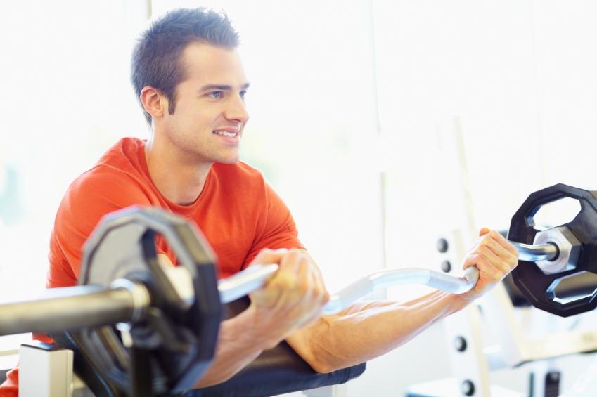 Man exercising_iStock_000018407627Small