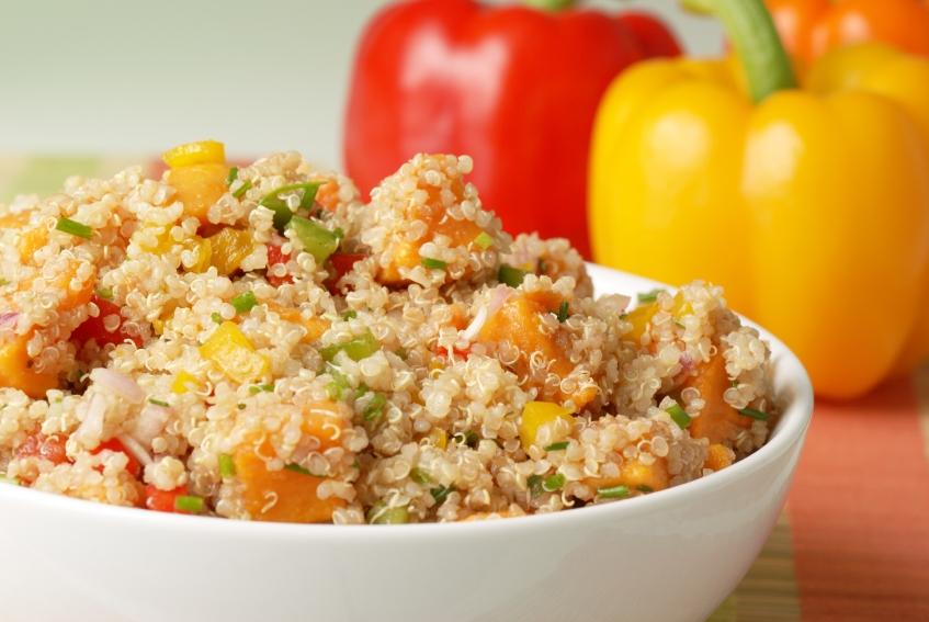 Quinoa salad_iStock_000009568479Small