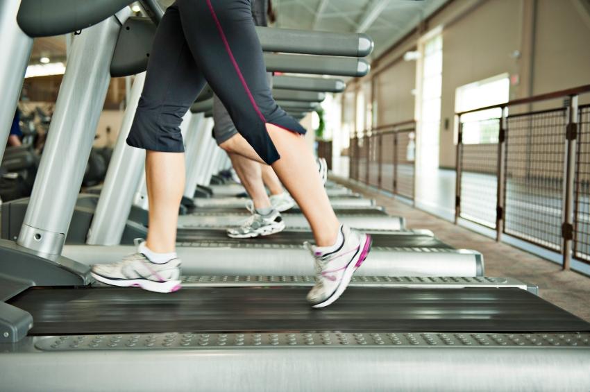 Running treadmill_iStock_000020578086Small