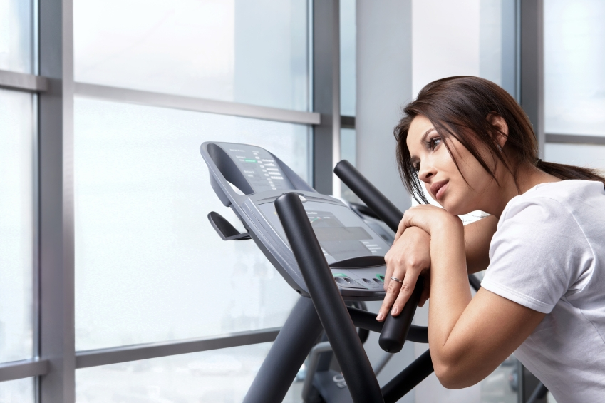 Tired doing exercise_iStock_000012909488Small