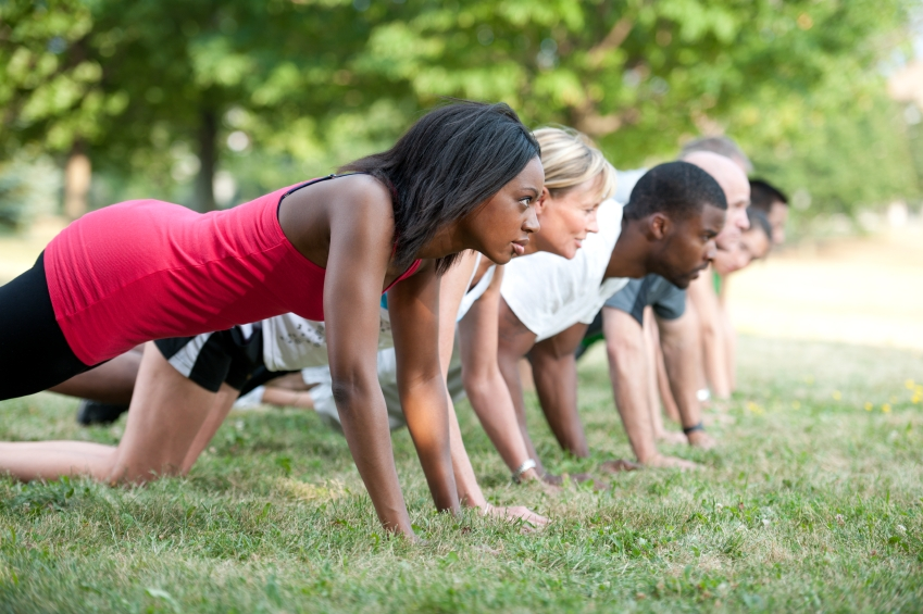 Workout exterieur_iStock_000017912786Small