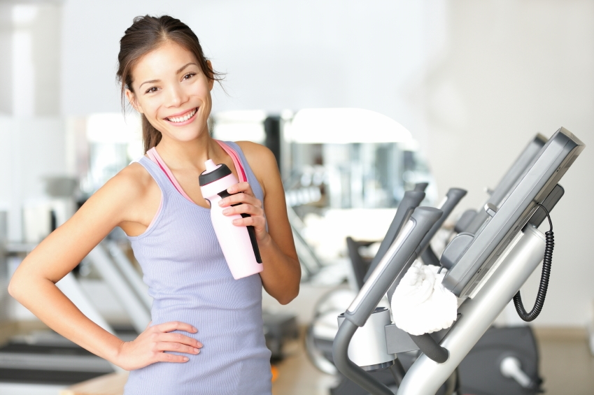 Cardio workout_iStock_000019533579Small
