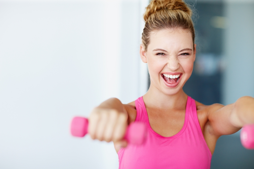 Having fun fitness_iStock_000021033103Small