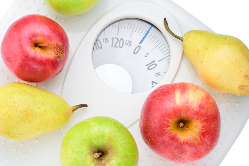 Eat healthy food and loose weight