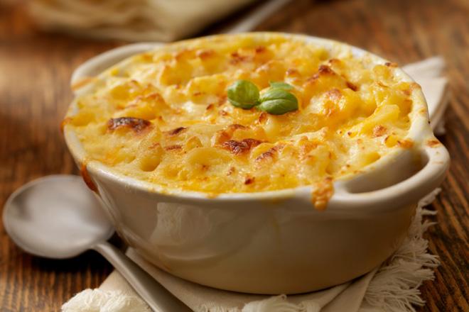 healthy mac n' cheese