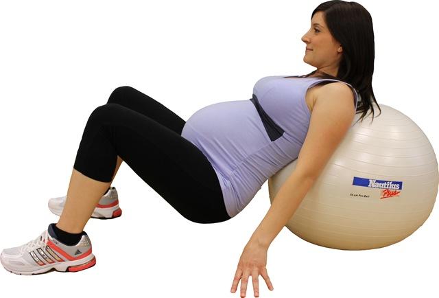 Programme d'exercices pour femmes enceintes - Nautilus ...