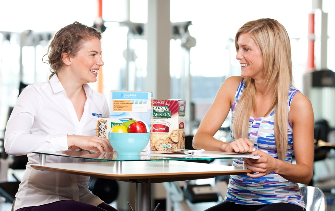 Corporate dietitians
