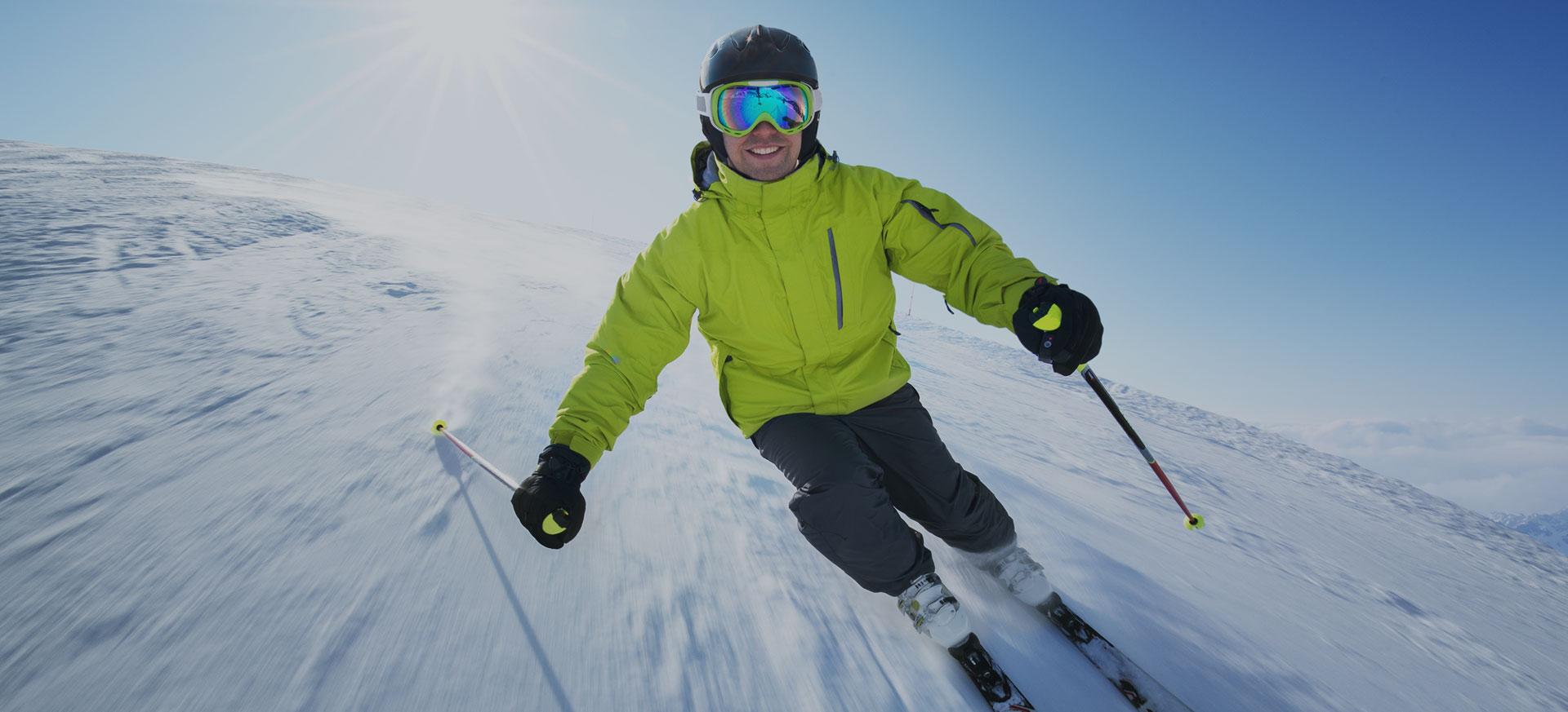 Préparation ski et planche à neige