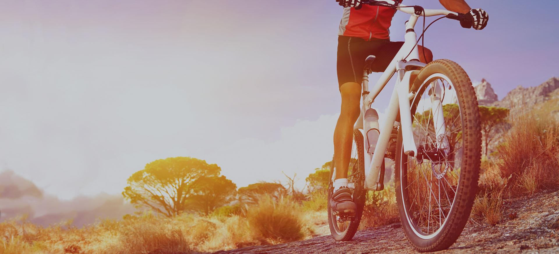 Préparation vélo