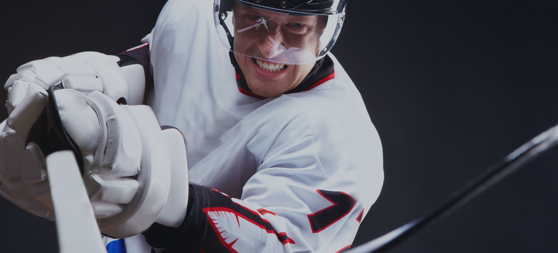 Préparation hockey
