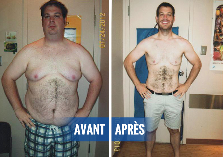 Transformation de Bruno-Pierre Caron