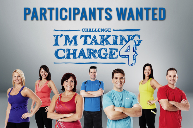 "The NEW ""I'm Taking Charge Challenge 4″ has arrived!"