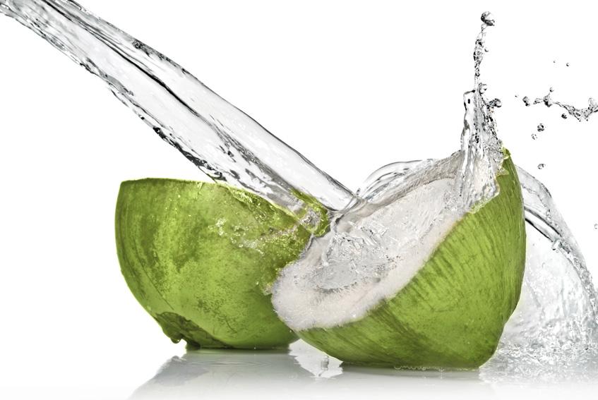 L'eau de coco sous la loupe