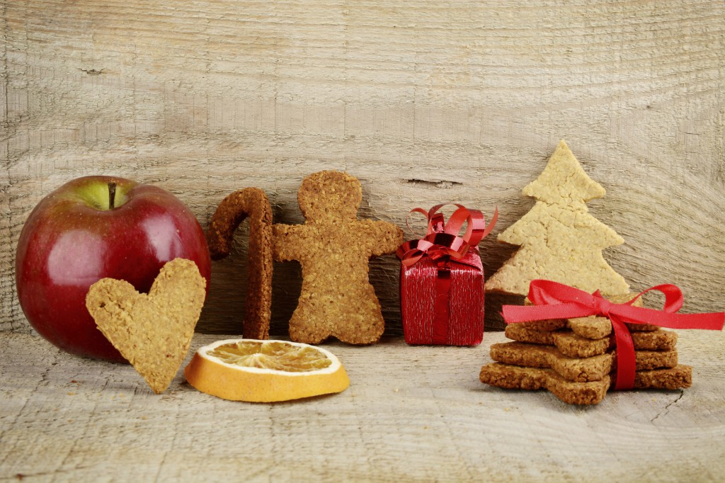 Christmas healthy food