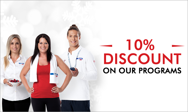 Enjoy a 10% discount on our programs