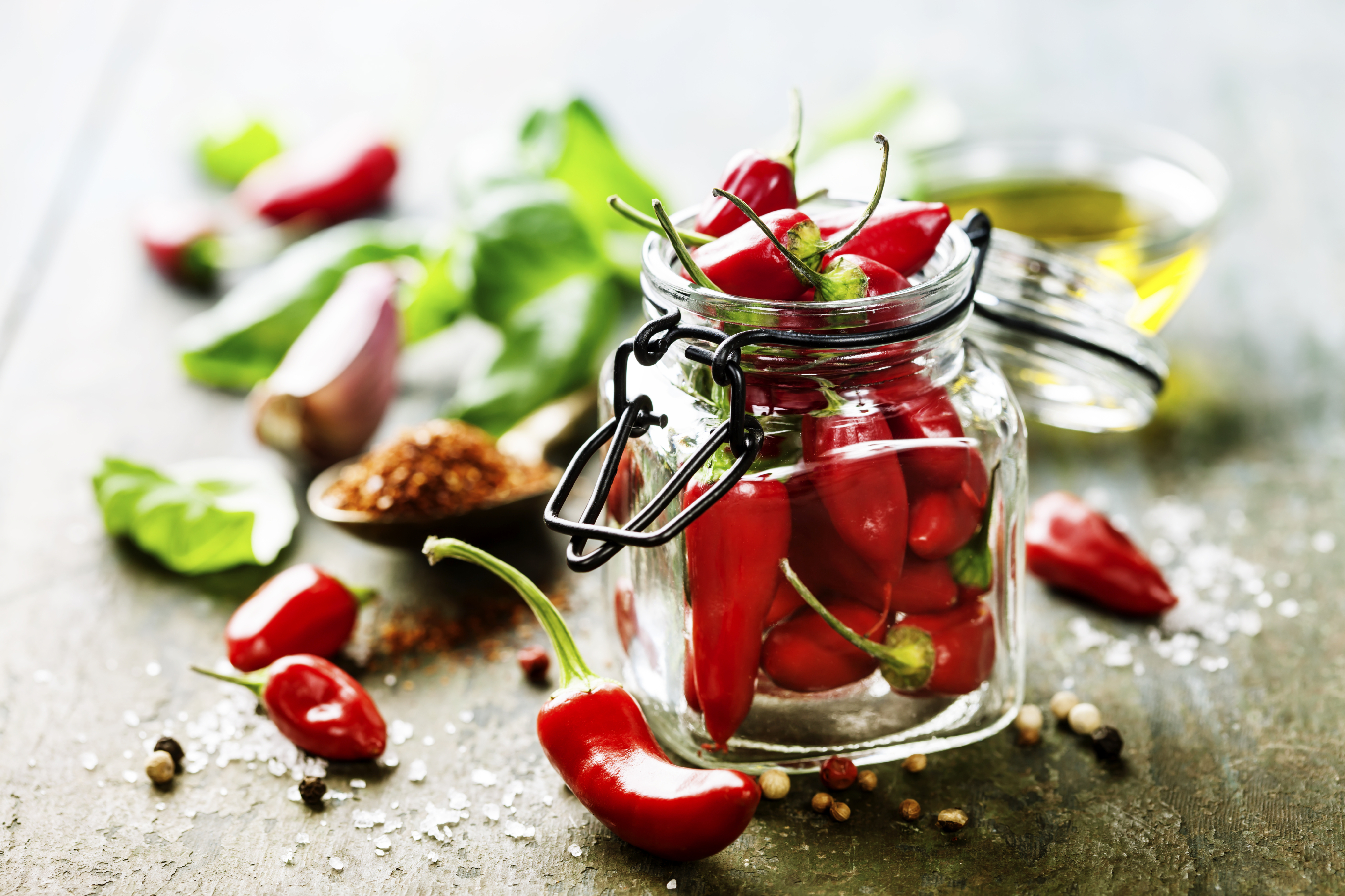 Hot Peppers: Your Weight Loss Allies
