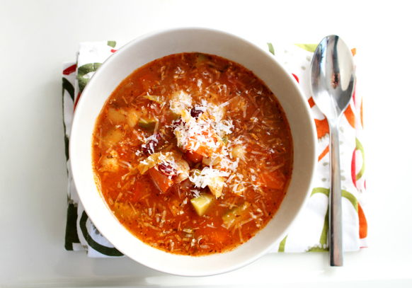 Soup and weight loss