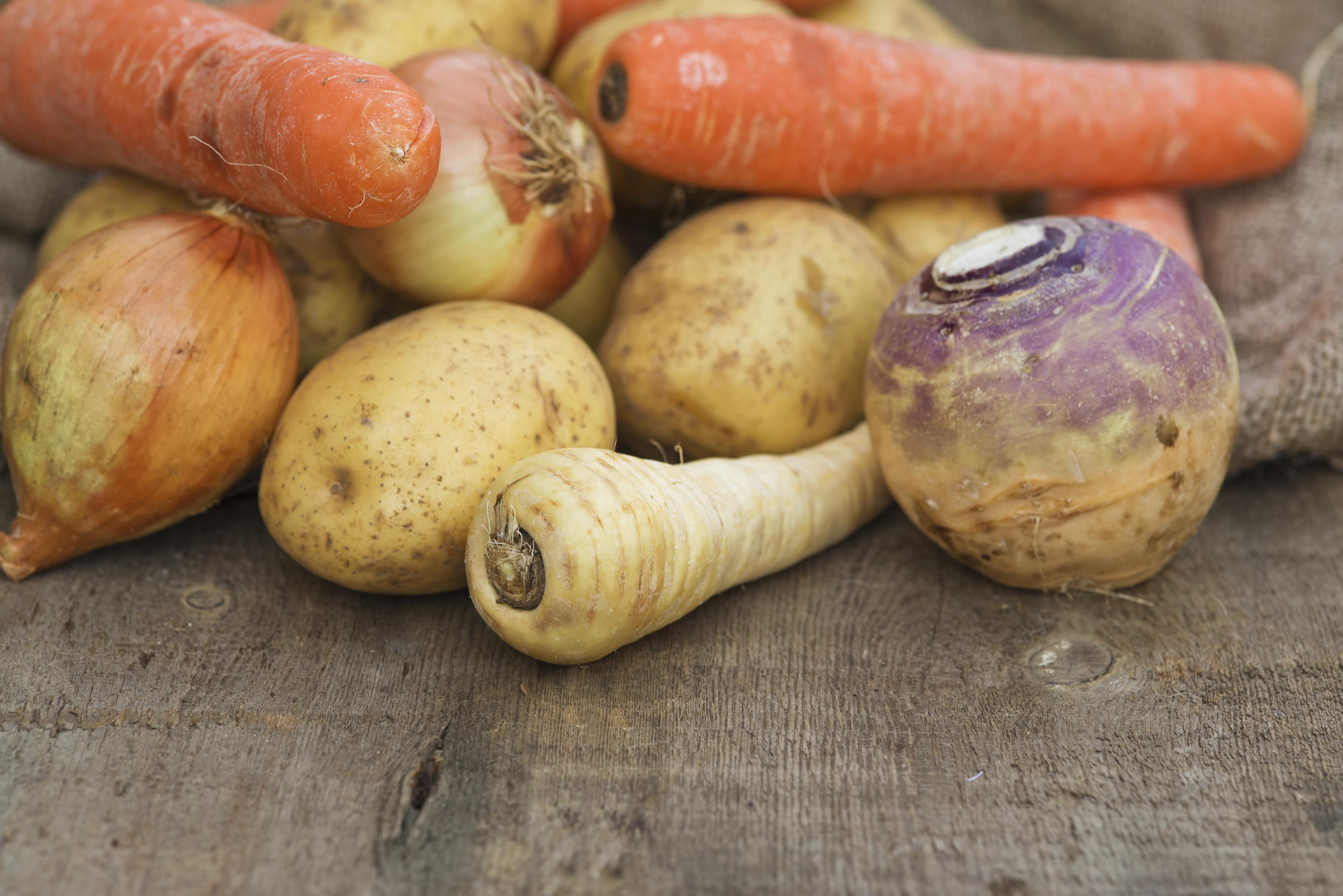 My top 3 winter vegetables
