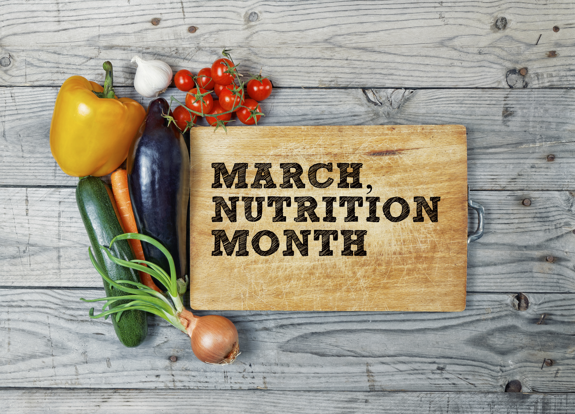 March, Nutrition Month: Make It-Take It