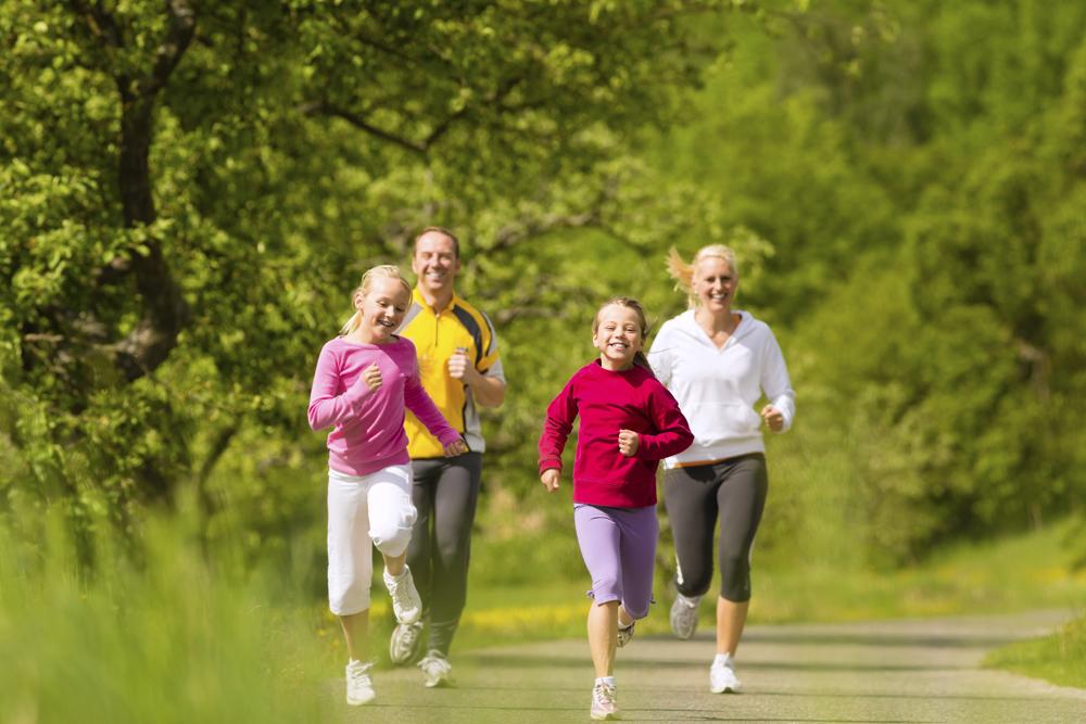 Mai: Le mois de l'activité physique!