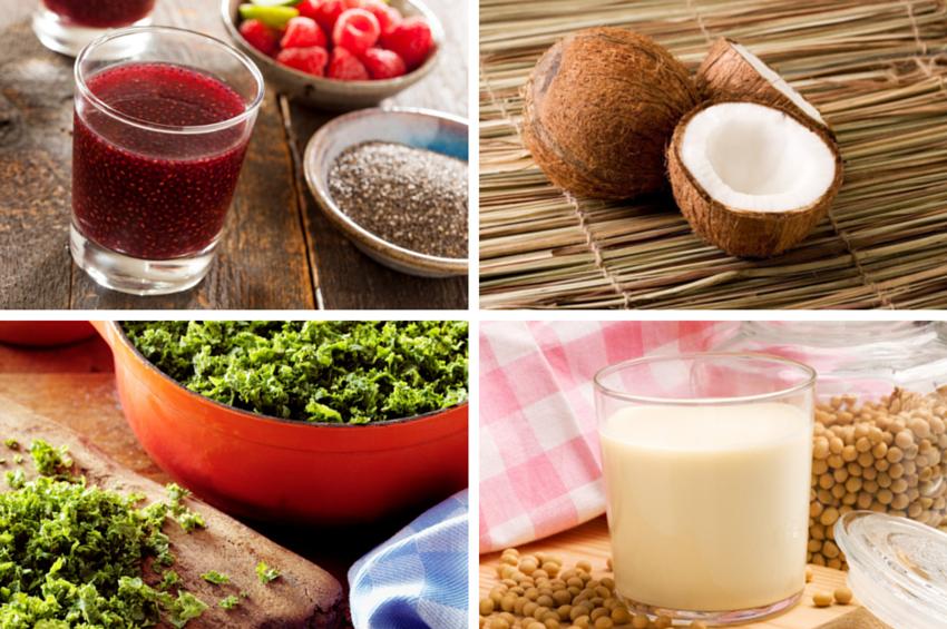 Aliments tendances 2015