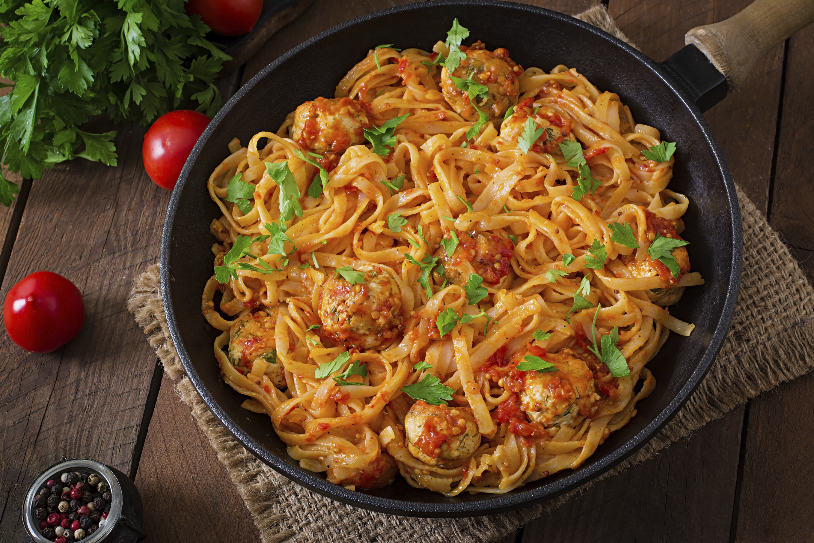 How to Make your Pasta Dish Healthier