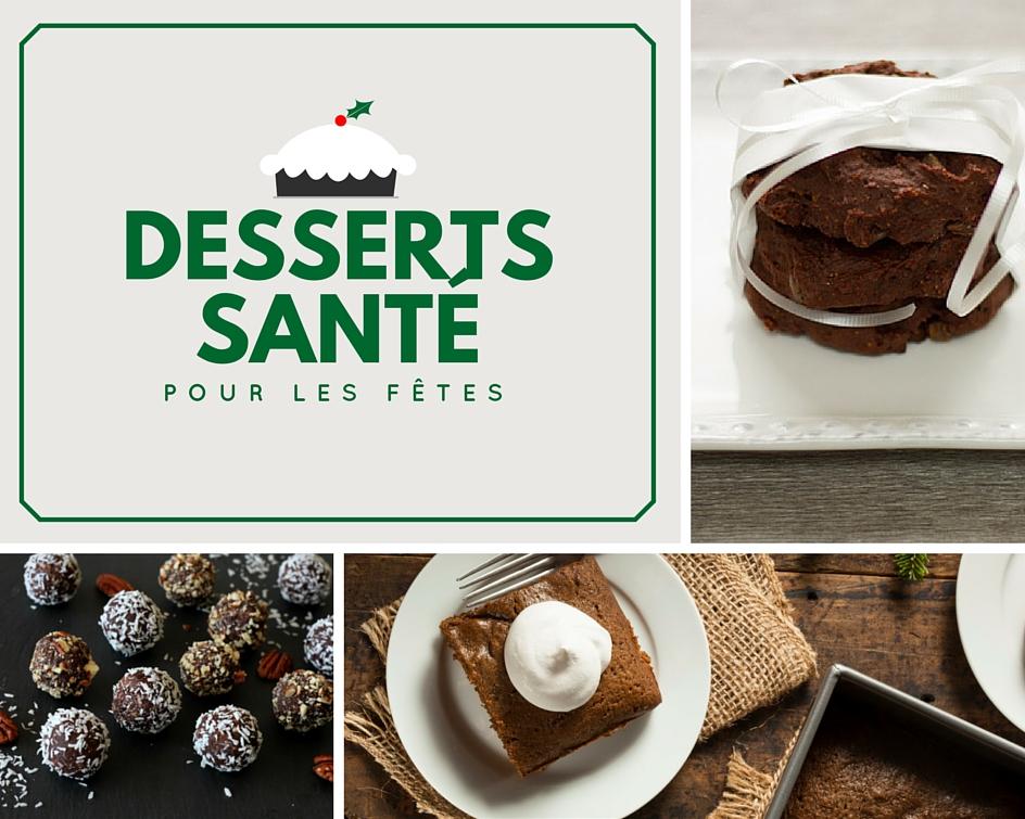 desserts sante