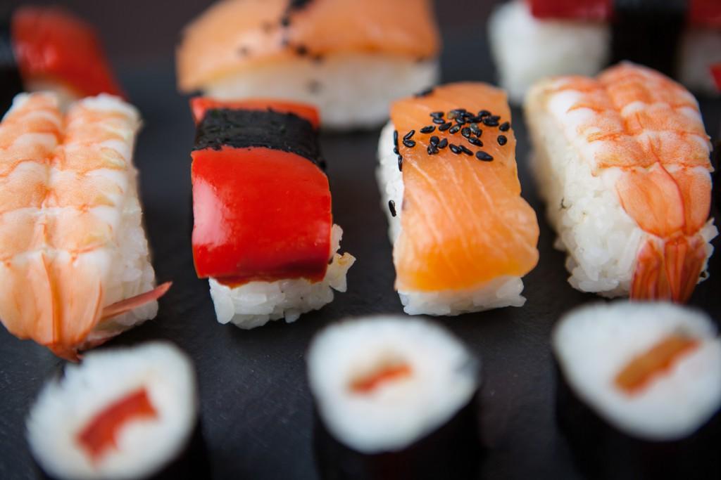 sushi credit ISO Republic