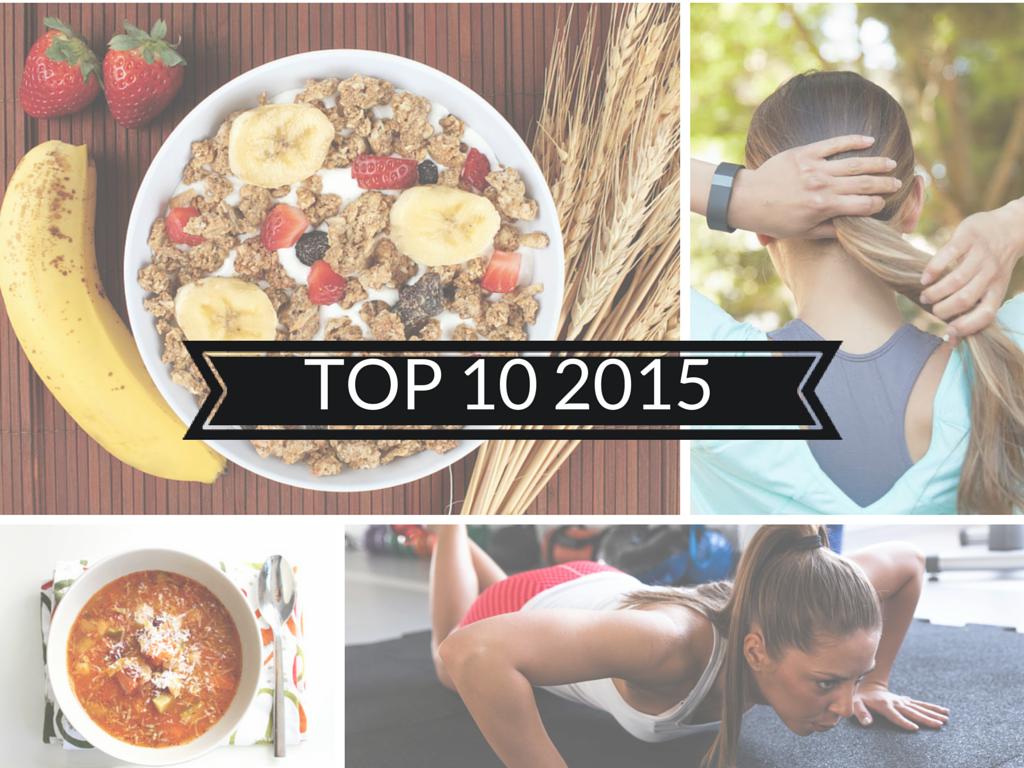 Top 10 des meilleurs articles de l'année 2015!