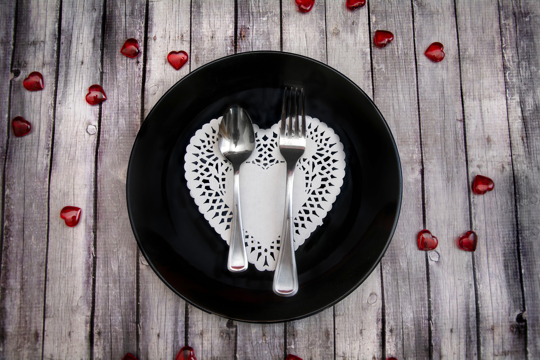 Healthy Valentine's Day Menu