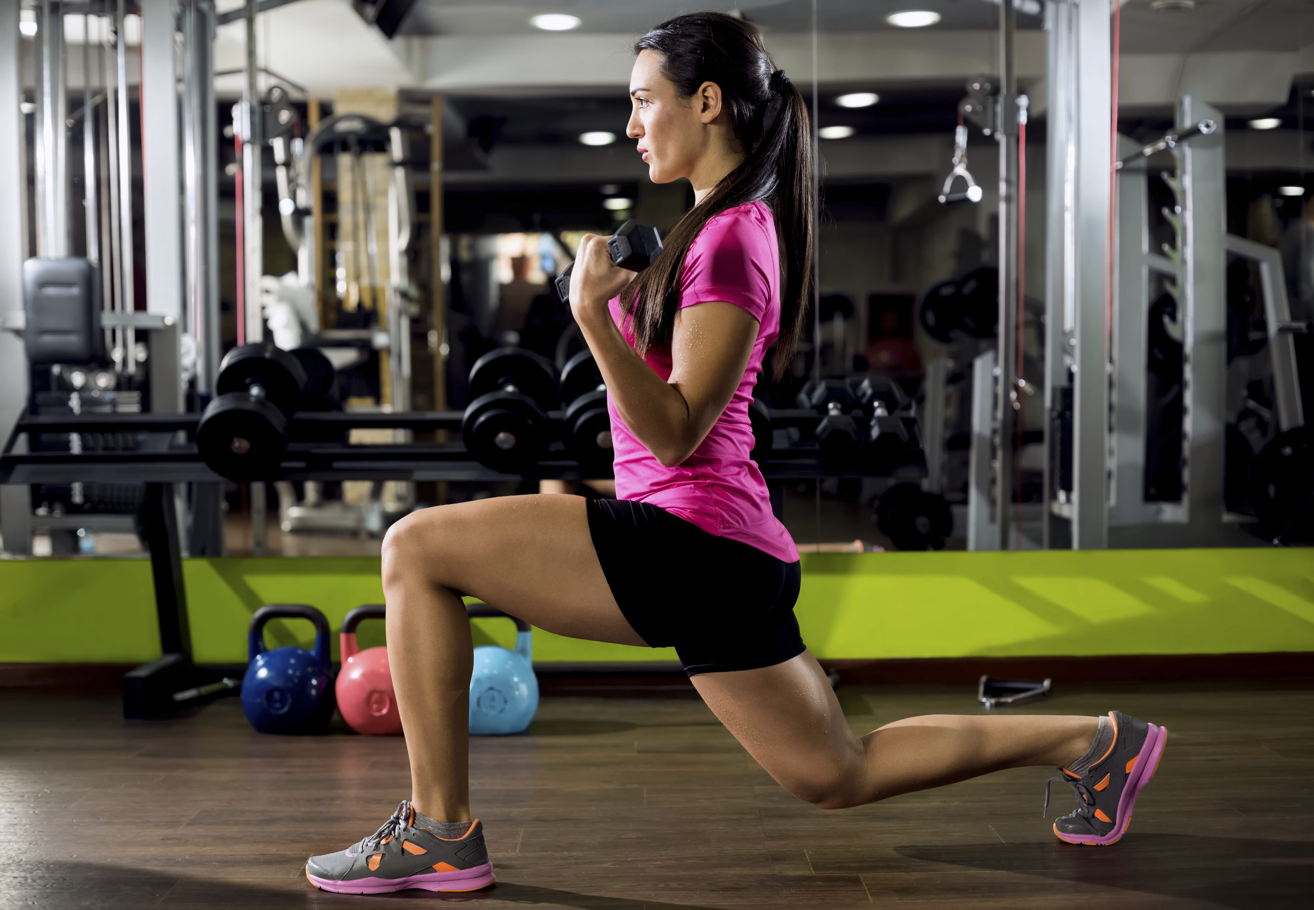 A Short, Comprehensive, and Effective Summer Workout for the Gym