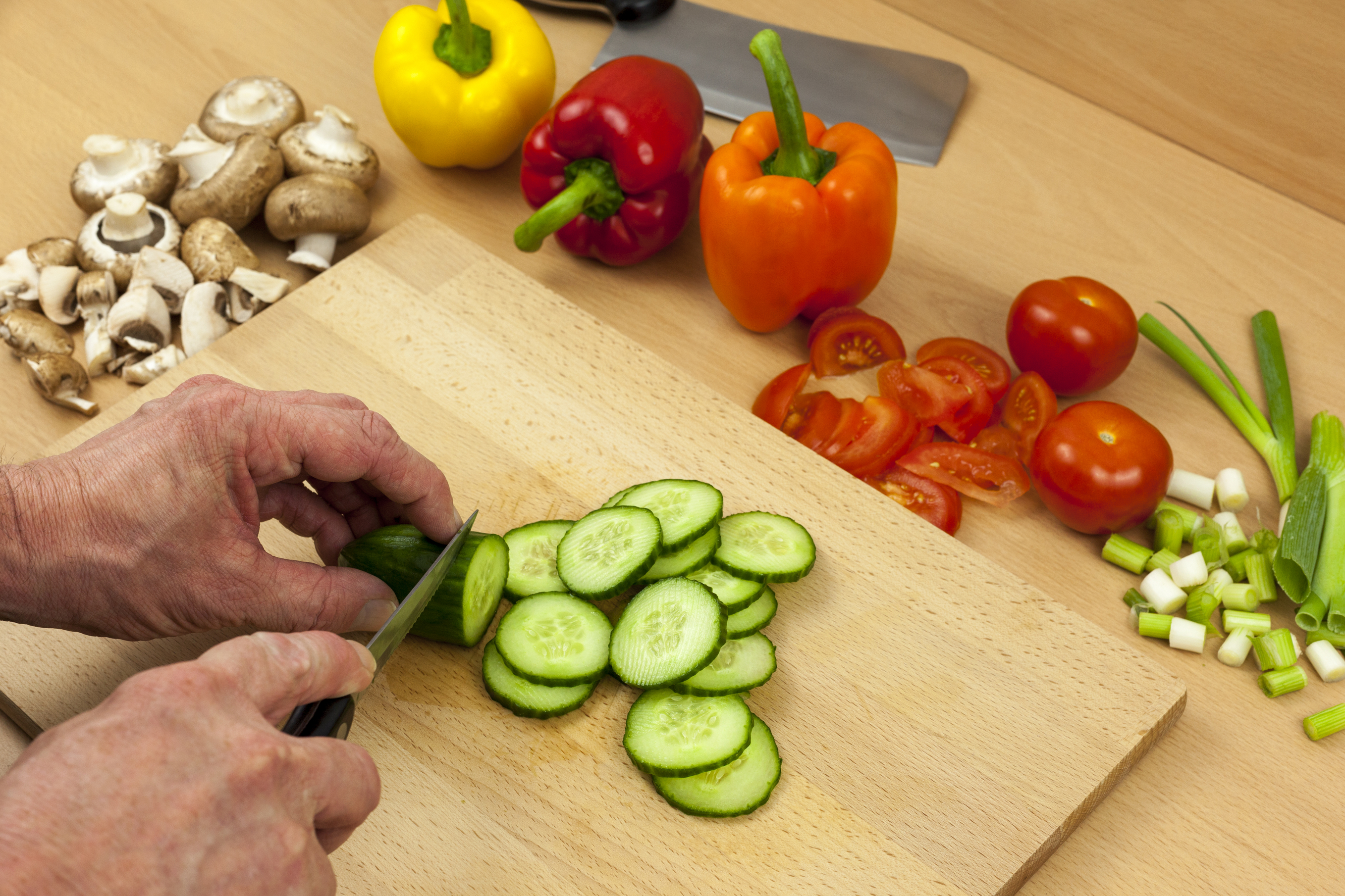 Six Tips to Make Meal Preparation Easier