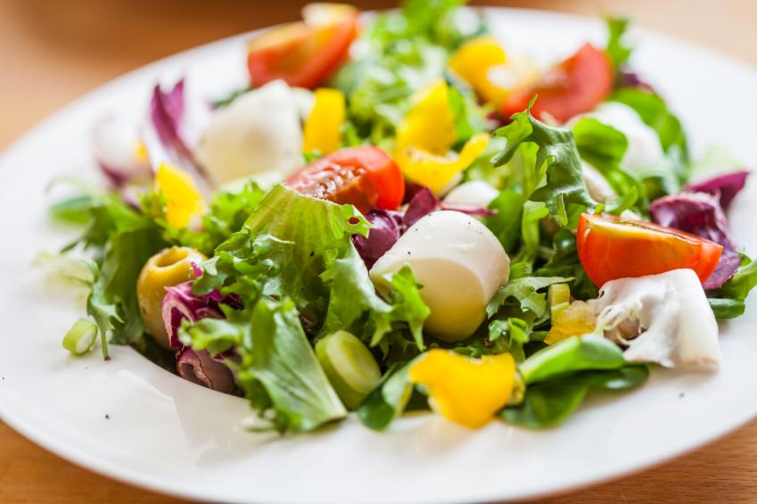 La salade en restaurant, un bon choix?