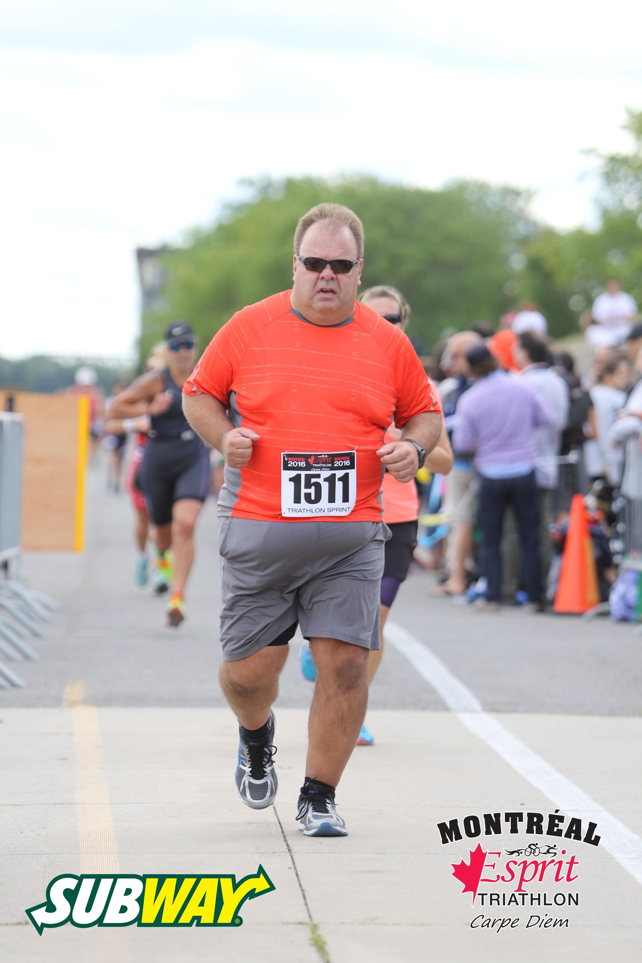 From 375 lb to Triathlete!