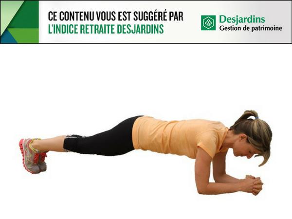 Programme complet d'exercice de tonification musculaire