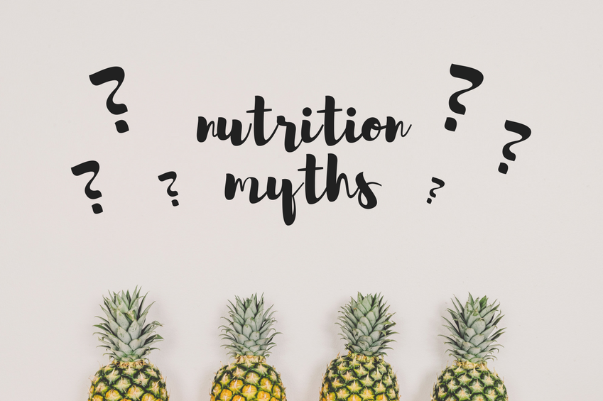 True or False: Nutrition and Weight Loss
