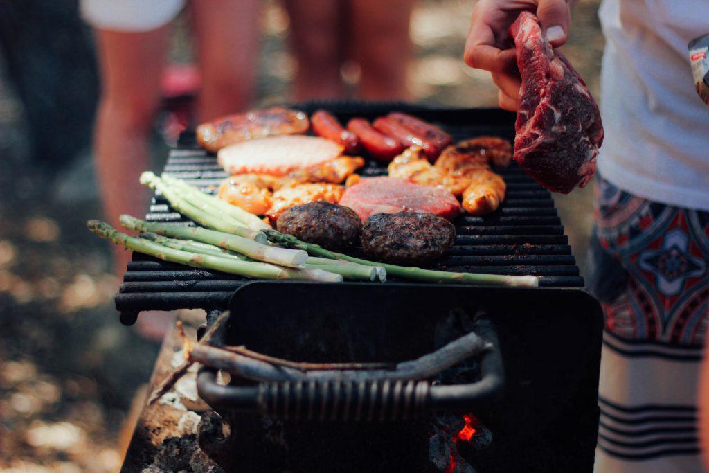BBQ season