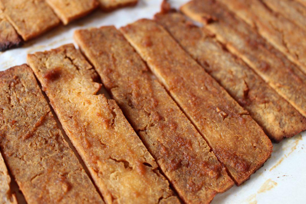 bacon-tofu