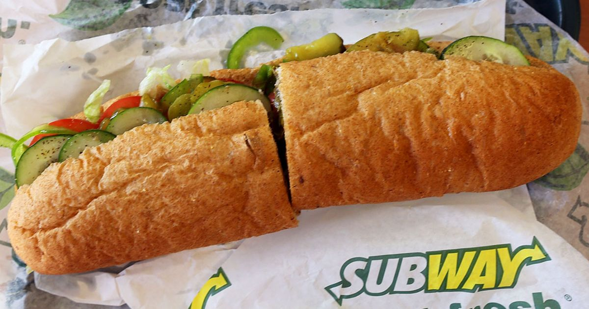 Eating at Subway? Decisions, decisions