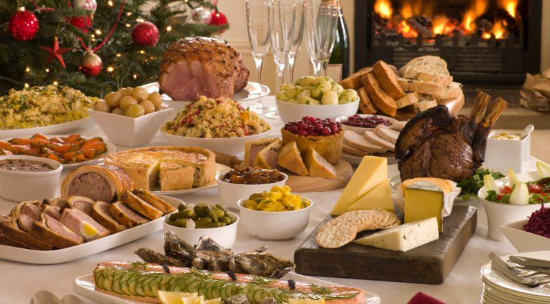 Aliments à PROSCRIRE durant les fêtes
