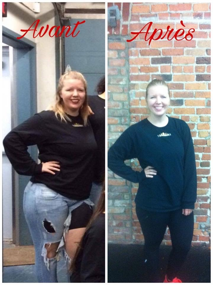 Une transformation réussie au gym Berri-UQAM