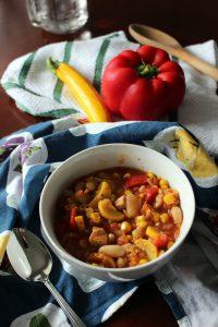 soupe repas