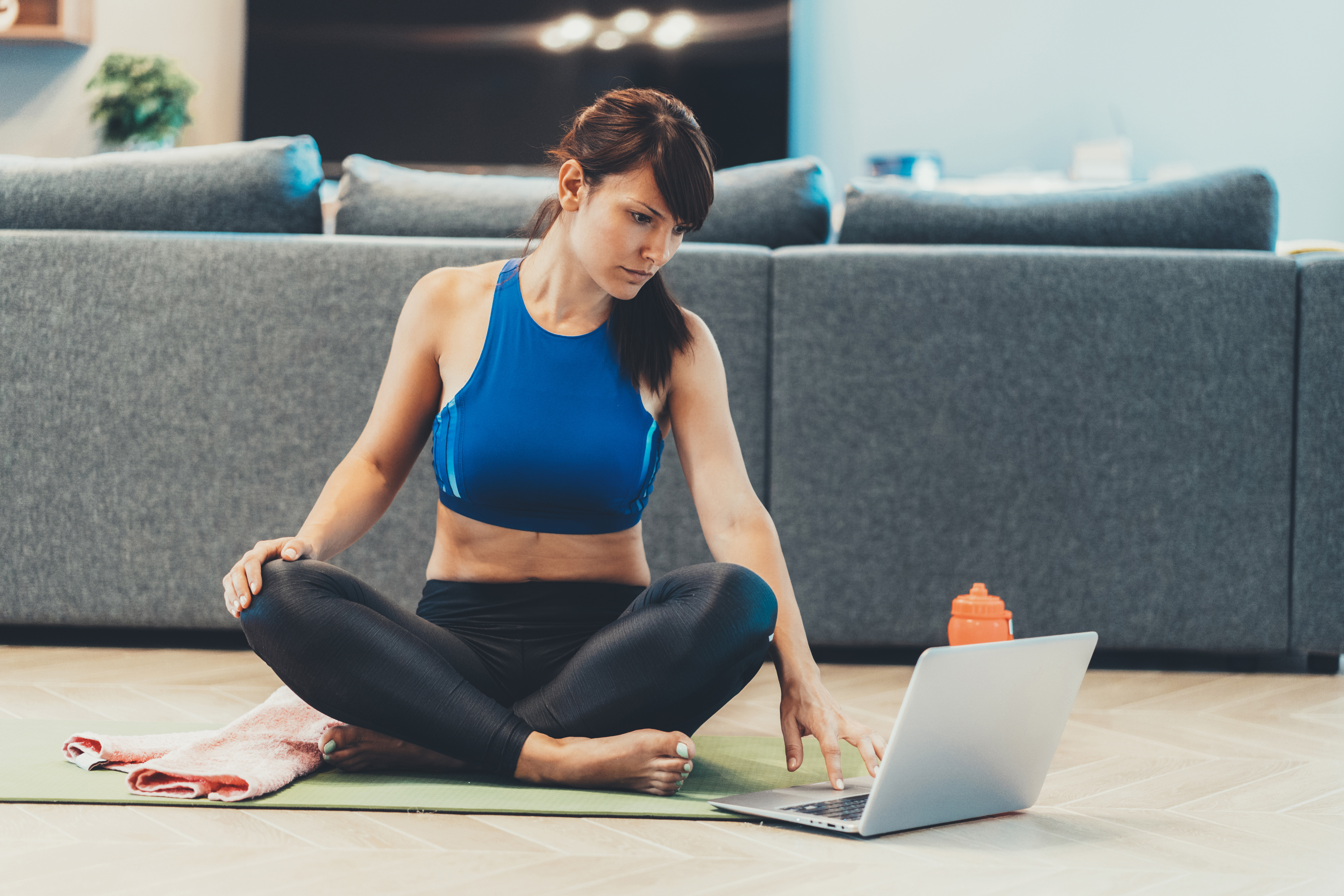 Online fitness workouts…are they a good idea?