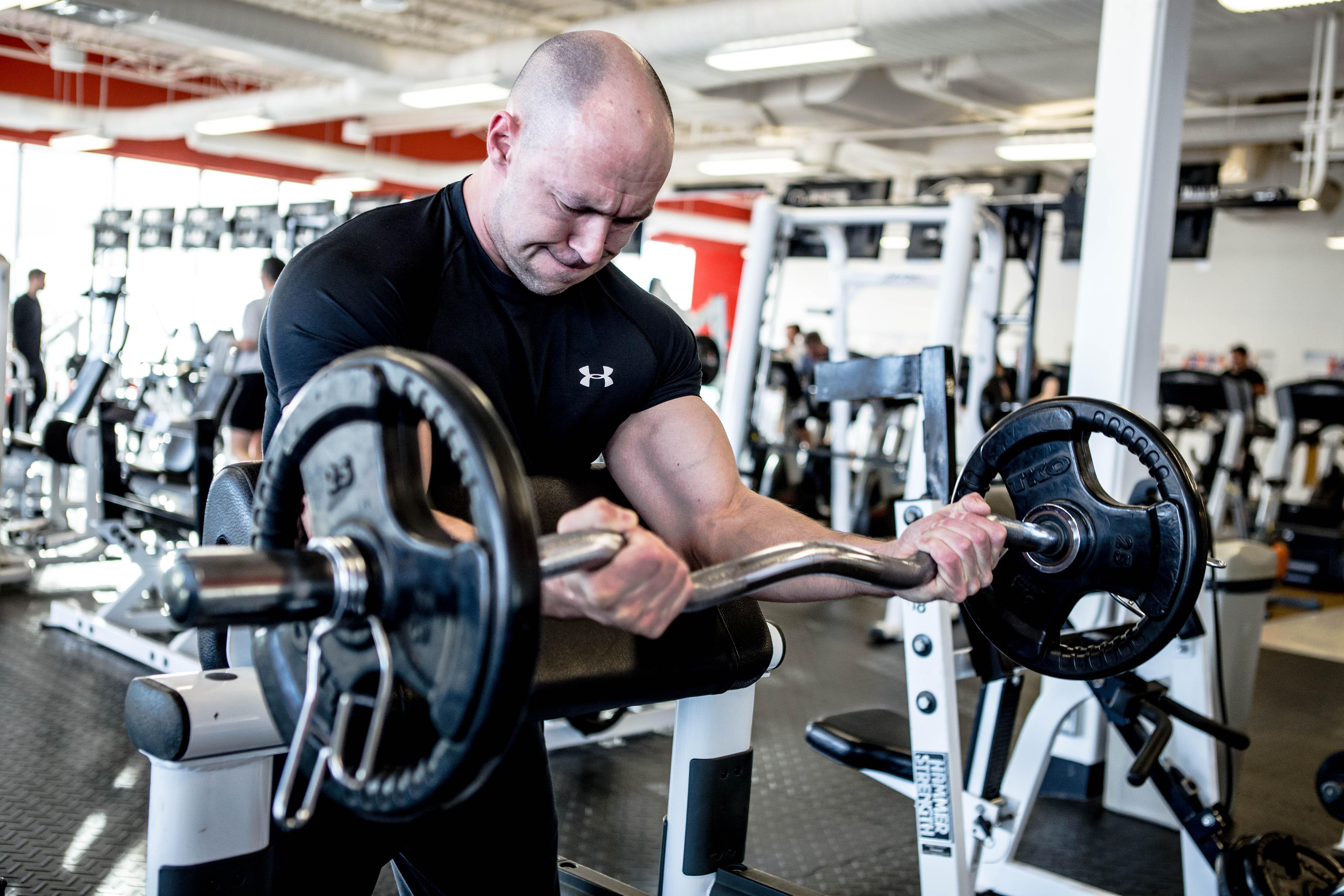 Bien diviser les groupes musculaires pour prendre de la masse