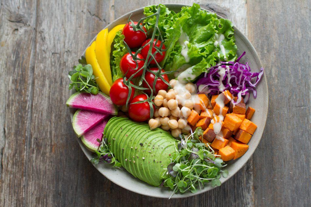 Repas santé - bouddha Bol