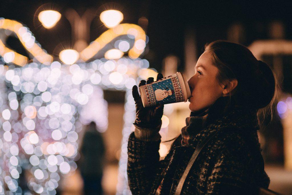 boisson chaude du temps des fêtes