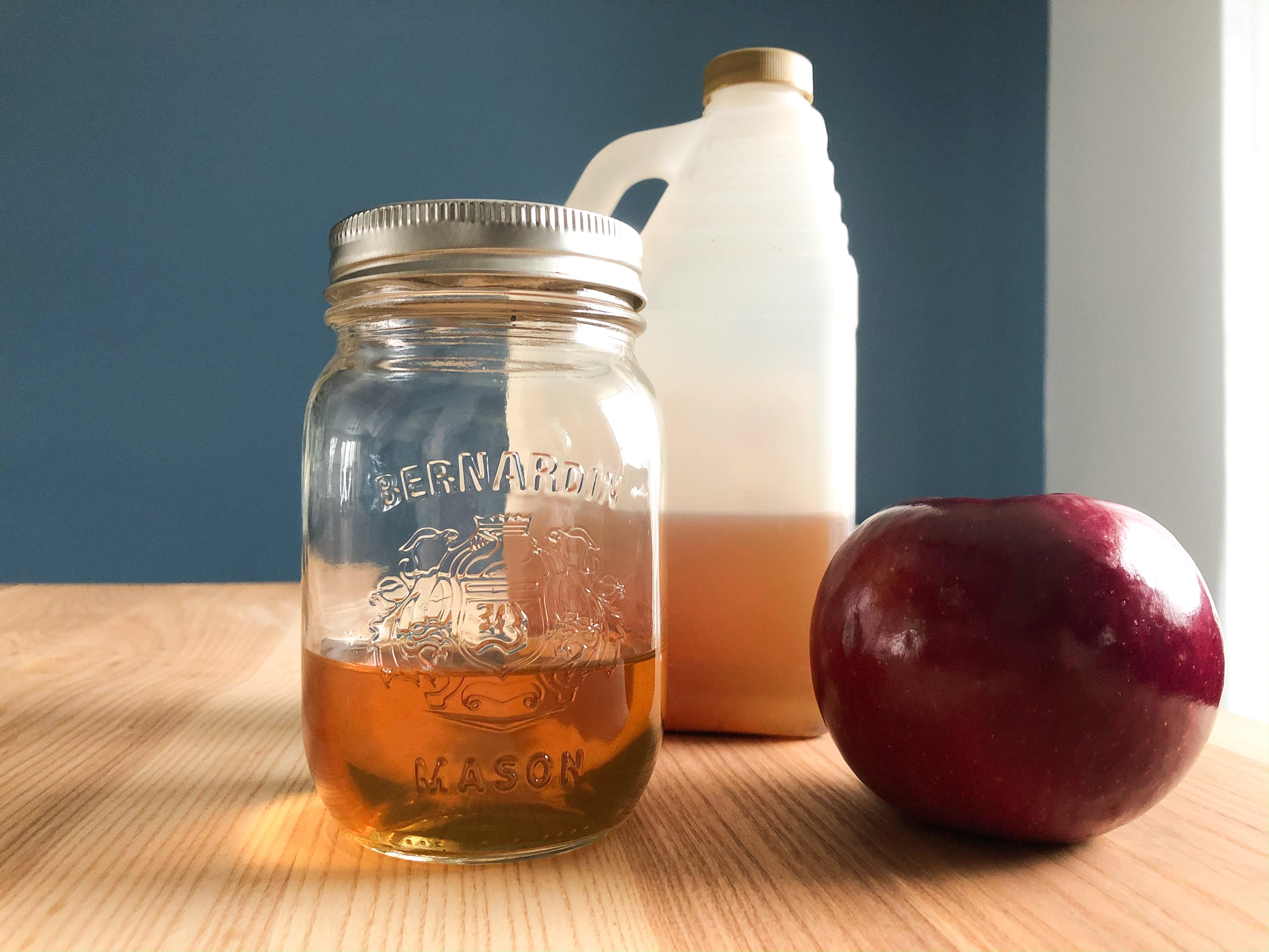 Maigrir sans effort avec le vinaigre de cidre de pomme?